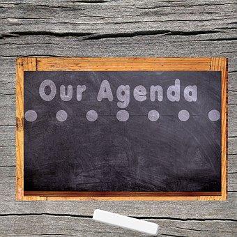 Mastermind Agenda