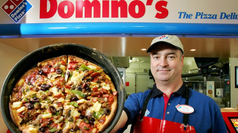 effective selling strategy used by domino's pizza